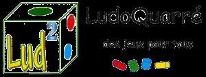 Logo LudoQuarré Fond transparent